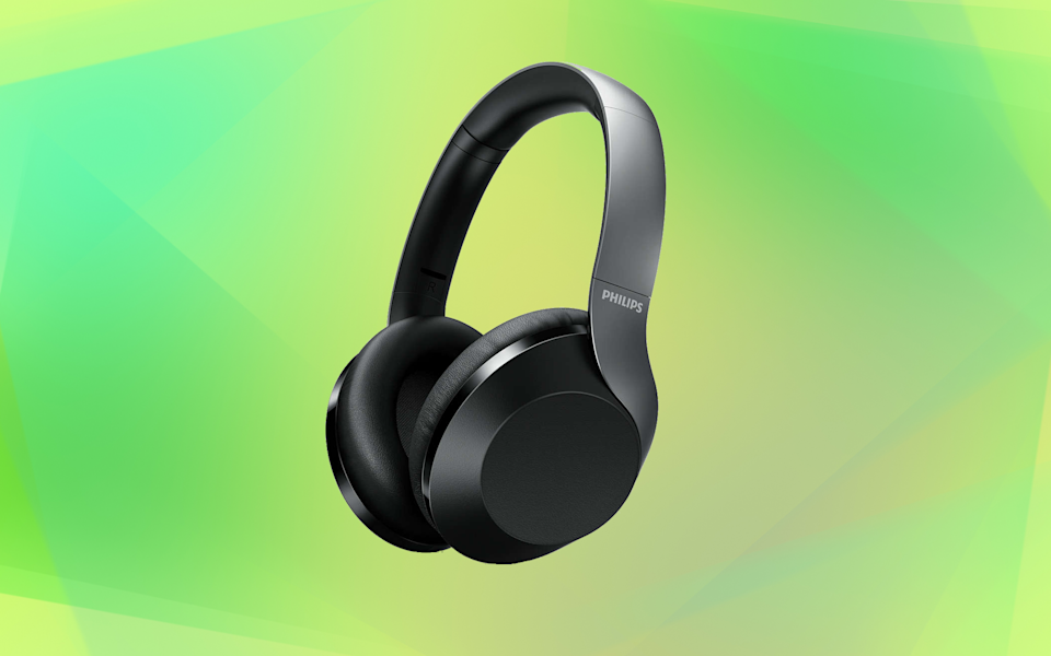 Save $110 on these Philips Wireless Active Noise Canceling Over-Ear Headphones. (Photo: Walmart)