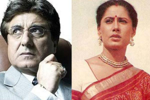 <b>10. Raj Babbar- Smita Patil</b><br><br>Raj Babbar was married to Nadira Zaheer. The couple had two children, Arya and Juhi. Raj then married actress Smita Patil. Their marriage was very controversial and many feminist organisations termed Smita a 'home-wreaker' after the marriage. Smita died of post-partum complications two weeks after the birth of their son Prateik. Raj subsequently patched up with his first wife.