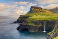 "The <a href=""https://www.cntraveler.com/gallery/reasons-to-visit-the-faroe-islands?mbid=synd_yahoo_rss"" rel=""nofollow noopener"" target=""_blank"" data-ylk=""slk:Faroe Islands"" class=""link rapid-noclick-resp"">Faroe Islands</a>, a remote territory of Denmark that sits between Iceland and Norway, is one of many destinations that has <a href=""https://www.washingtonpost.com/travel/2019/11/14/these-remote-islands-are-closing-tourists-next-spring-name-overtourism/"" rel=""nofollow noopener"" target=""_blank"" data-ylk=""slk:put limits on visitor numbers"" class=""link rapid-noclick-resp"">put limits on visitor numbers</a> in an effort to combat overtourism. So, if you want to witness the archipelago's colorful seaside villages, endangered puffins, or rushing waterfalls, you'll need to secure your visit well in advance, says Black Tomato's Marchant. Doing so will also make it easier to visit during the coveted summer months, when the weather is warmer and drier, and you'll get long days with nearly 20 hours of sunlight—perfect for maximizing your time on the islands."