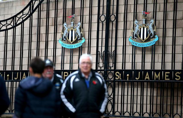 A sleeping giant in world soccer is getting restless at Newcastle. (Getty)
