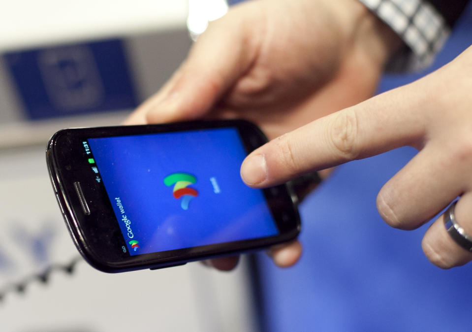 YAHOO FINANCE EXCLUSIVE: Google Wallet funds are now FDIC-insured