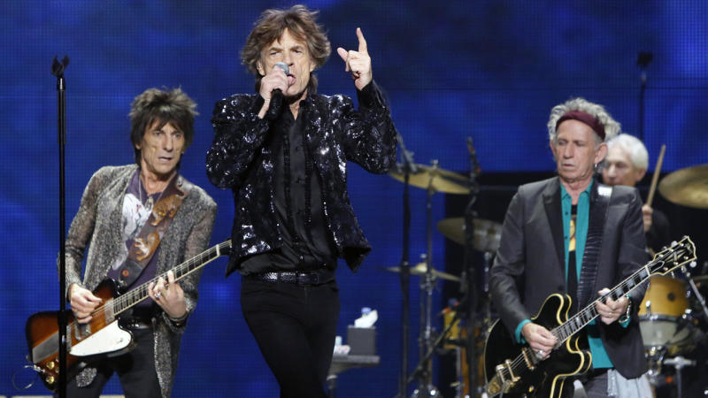 Rolling Stones to play in Adelaide