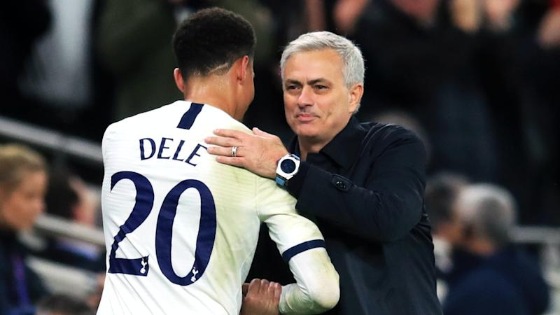 Dele Alli 'will have his opportunities', says Tottenham boss Jose Mourinho