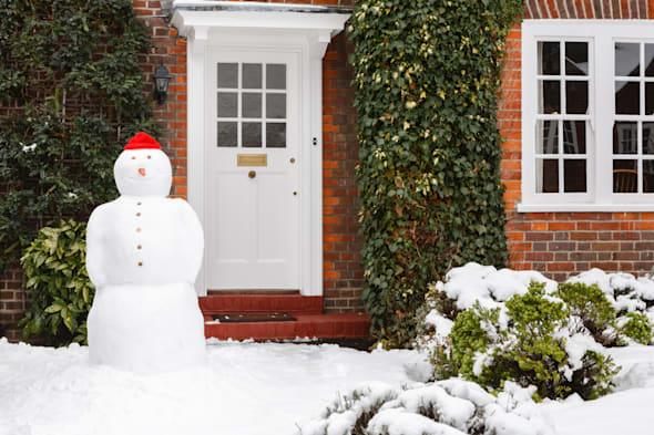 is it going to be a white christmas 2014?