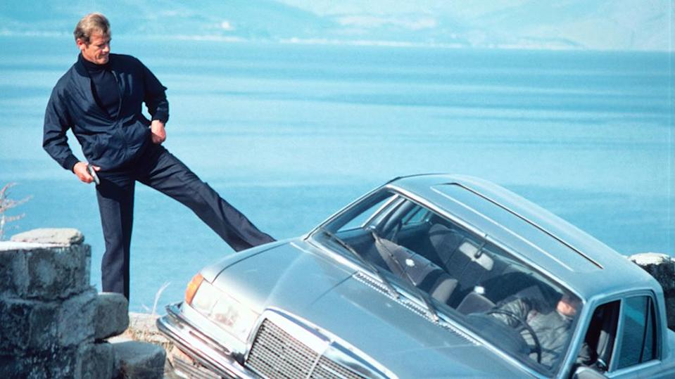 """Roger Moore is James Bond in """"For Your Eyes Only"""" - Credit: ©United Artists/Courtesy Everet"""
