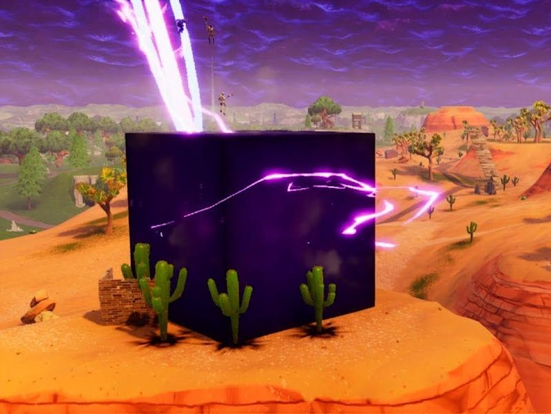 The Fortnite Cube S Final Location Could Mean Big Changes For Season 6