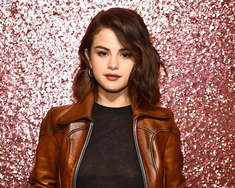 Selena Gomez Addresses a Common Theme in Snapchat Filters