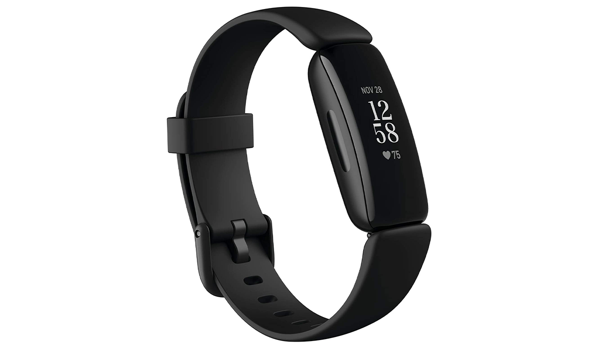 The Fitbit Inspire 2 keeps tabs on your health. (Photo: Amazon)