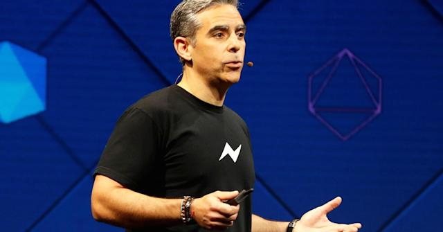 Facebook Messenger head David Marcus.