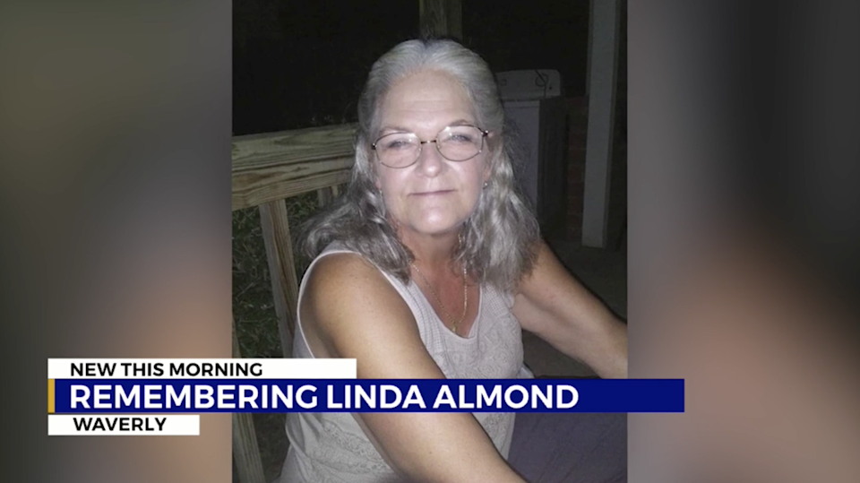 Linda Almond, 55, died in the flooding of Waverly, Tennessee (WKRN)