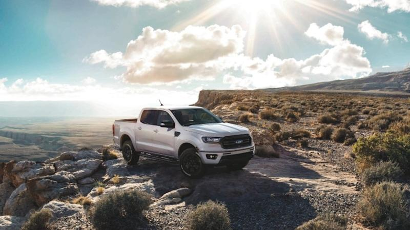 All black everything: Ford offers Black Appearance Package for 2019 Ford Rangers