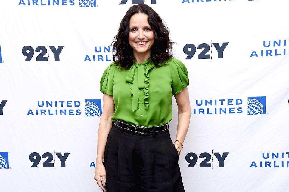 "<p>The <em>Veep</em> star covered PEOPLE's 2020 Earth Day issue, speaking about how she first got involved with Heal the Bay, a nonprofit devoted to protecting California's coastline and waterway, before stepping into a bigger role with the Natural Resources Defense Council.</p> <p>""It sort of speaks to activism in general,""<a href=""https://people.com/tv/julia-louis-dreyfus-cancer-battle-environmental-focus/"" rel=""nofollow noopener"" target=""_blank"" data-ylk=""slk:she shared"" class=""link rapid-noclick-resp""> she shared</a>. ""If you can begin locally in your own backyard, you'll find a connection to a global effort.""</p>"