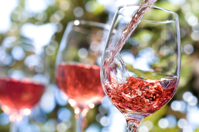 """Just <a href=""""http://www.myfitnesspal.com/food/calories/echo-falls-rose-wine-large-glass-250ml-297020633"""" target=""""_blank"""">one more reason to love ros&eacute;</a>."""