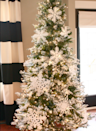 "<p>Replicate a snow flurry by scattering large flakes all over your tree as ornaments. </p><p>See more at <a href=""http://www.theyellowcapecod.com/2011/11/holiday-home-series-tips-decorate-your.html"" rel=""nofollow noopener"" target=""_blank"" data-ylk=""slk:The Yellow Cape Cod"" class=""link rapid-noclick-resp"">The Yellow Cape Cod</a>.</p><p><a class=""link rapid-noclick-resp"" href=""https://www.amazon.com/Martha-Stewart-30068366-Snowflake-Multicolor/dp/B07DB6ZY4T/?tag=syn-yahoo-20&ascsubtag=%5Bartid%7C10057.g.505%5Bsrc%7Cyahoo-us"" rel=""nofollow noopener"" target=""_blank"" data-ylk=""slk:SHOP GARLAND"">SHOP GARLAND</a> <em><strong>Snowflake DIY Garland, $7</strong></em></p>"