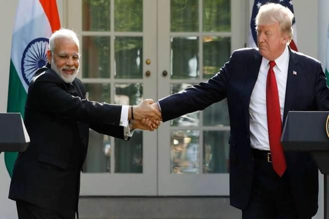 Namaste Trump, India US ties, Donald Trump, Narendra Modi, Mahatma Gandhi, H1B Visas, India US trump, Free Trade Agreement