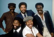 """<p>With a distinctive R& B sound, the Whispers had more than 33 top ten hits and 20 charted albums over five decades! Founded in 1964, they were the first to be signed to Soul Train records and have not made any personnel changes since 1973 (a feat in itself!). In 1981, their funky and fun song <a href=""""https://www.amazon.com/Its-Love-Thing-Whispers/dp/B075P1CLQZ/?tag=syn-yahoo-20&ascsubtag=%5Bartid%7C10055.g.33861456%5Bsrc%7Cyahoo-us"""" rel=""""nofollow noopener"""" target=""""_blank"""" data-ylk=""""slk:""""It's a Love Thing"""""""" class=""""link rapid-noclick-resp"""">""""It's a Love Thing""""</a> moved up the charts with its dance-able beat and harmonies. </p>"""
