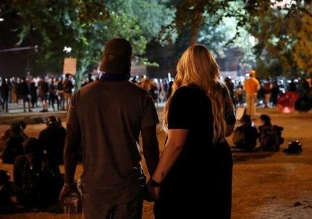 In Portland, some Black activists frustrated with white protesters