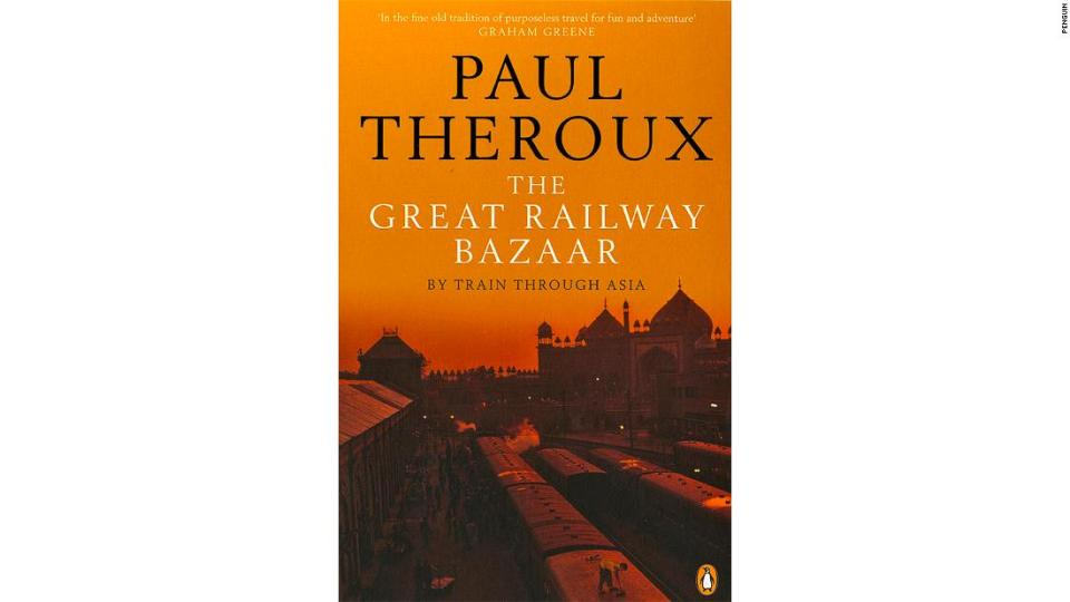 """<p>Paul Theroux spent four months traveling by train from London to Asia. </p><div class=""""cnn--image__credit""""><em><small>Credit: Penguin / Penguin</small></em></div>"""