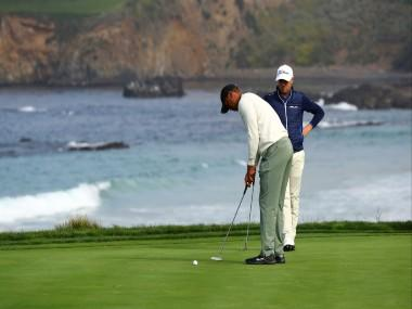 Tiger Woods recovering ahead of schedule, hints he'll pick himself for Presidents Cup