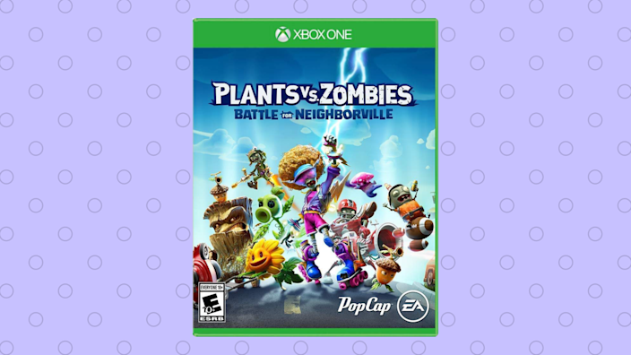 Plants Vs. Zombies: Battle for Neighborville for Xbox One. (Photo: Amazon)