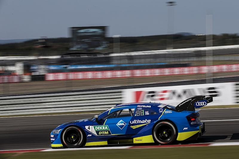 Muller takes Nurburgring win and extends points lead