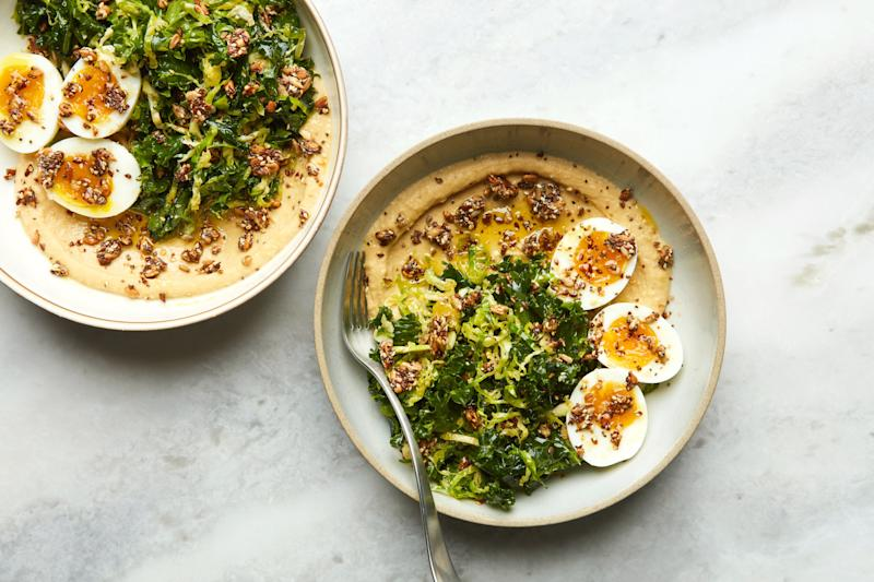 Hummus isn't just for dipping.