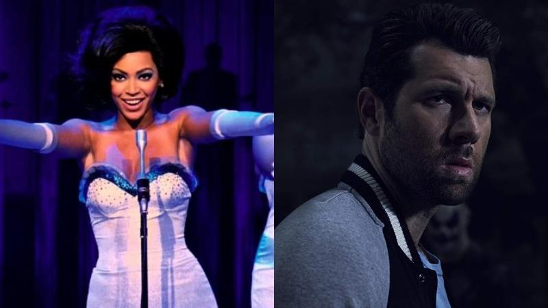 Beyonce in Dreamgirls, Billy Eichner in American Horror Story
