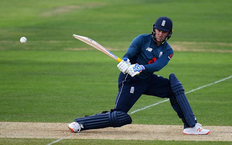 Jason Roy is back in the England team and back in form - Getty Images Europe
