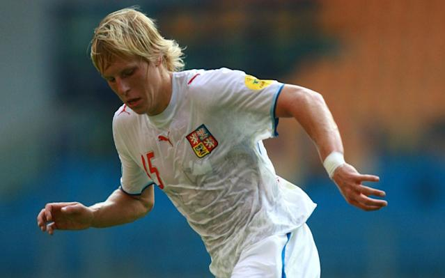 <span>Rajtoral was capped by his country 14 times</span> <span>Credit: Rex Features </span>
