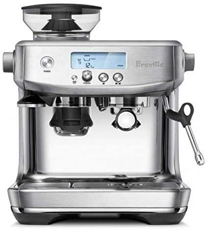 <p>Your mornings will be made so much easier with this <span>Breville Barista Pro Espresso Machine</span> ($800).</p>