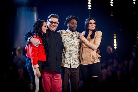 Viewers vent mixed emotions as Jessie J and Danny O'Donoghue assemble The Voice UK live show teams