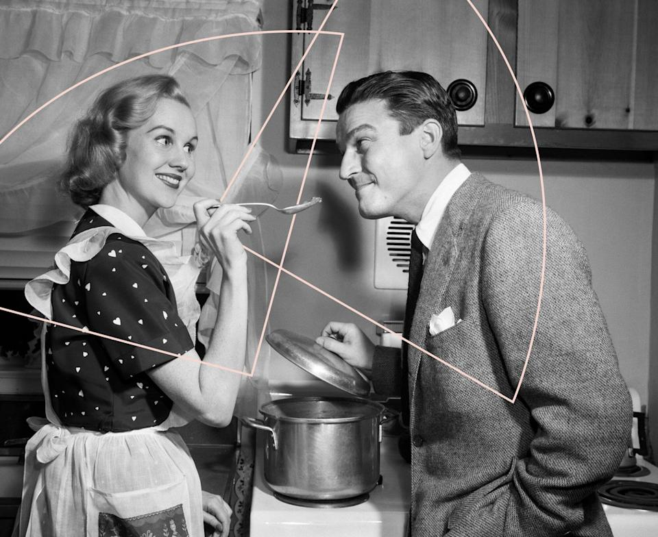 Dating Defined: Simmering is Better than Immediate Sparks