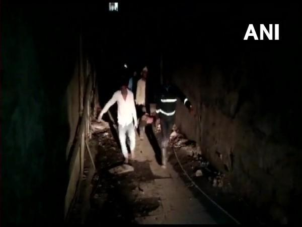 A visual from the site of incident (ANI).