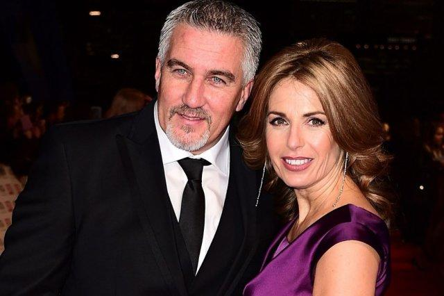 Great British Bake Off host Paul Hollywood and wife separate