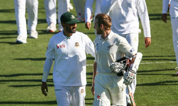 New Zealand vs Bangladesh 1st Test: Kane Williamson helps Kiwis deliver a thumping win against the Tigers | India.com