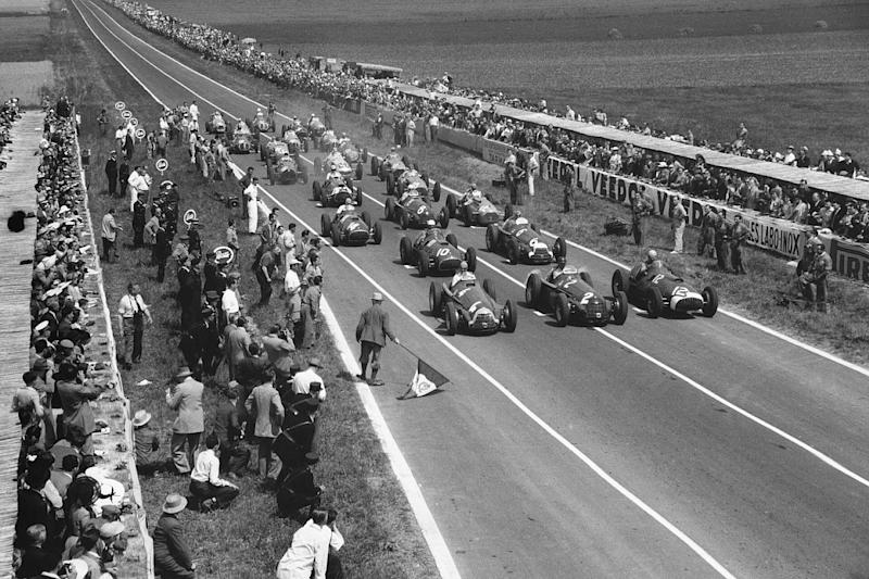 The rise and fall of Ferrari's first great champion