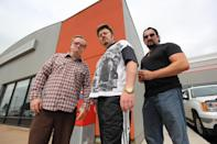 """<p>This long-running <span class=""""st"""">Canadian mockumentary</span> revolves around three residents of a Nova Scotia trailer park - Julian, Ricky, and Bubbles - as they attempt get-rich-quick schemes and generally create a lot of trouble for all of their fellow residents. The best part? This series was also <a href=""""http://www.netflix.com/title/80235932"""" class=""""link rapid-noclick-resp"""" rel=""""nofollow noopener"""" target=""""_blank"""" data-ylk=""""slk:adapted in cartoon form"""">adapted in cartoon form</a>. </p> <p><a href=""""http://www.netflix.com/title/70153385"""" class=""""link rapid-noclick-resp"""" rel=""""nofollow noopener"""" target=""""_blank"""" data-ylk=""""slk:Watch Trailer Park Boys on Netflix now."""">Watch <strong>Trailer Park Boys</strong> on Netflix now.</a></p>"""