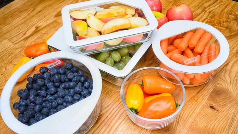You'll likely need quite a few storage containers after your holiday meal.