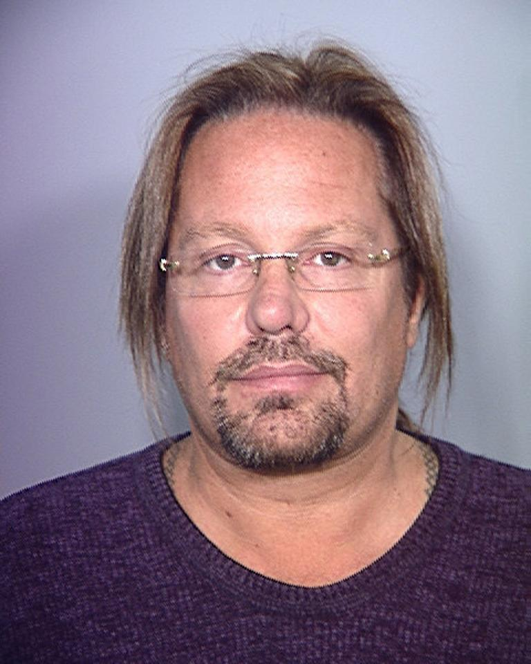 <b>Who:</b> Vince Neil<br><b>What:</b> Arrested for DUI<br><b>Where:</b> Las Vegas, Nevada<br><b>When:</b> February 15, 2011