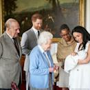 <p>Shortly after baby Archie Harrison was born, he met his great-grandparents, Queen Elizabeth and Prince Philip. Meghan's mother Doria Ragland was there at Windsor Castle alongside the new parents to mark the special occasion.</p>