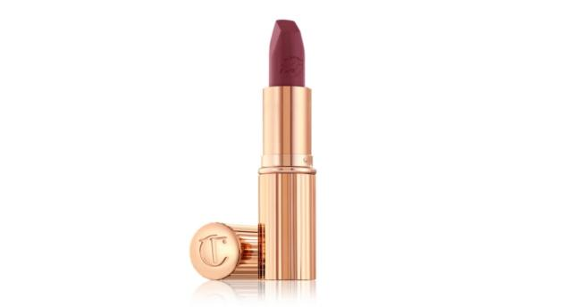 Charlotte Tilbury Hot Lips lipstick in Secret Salma