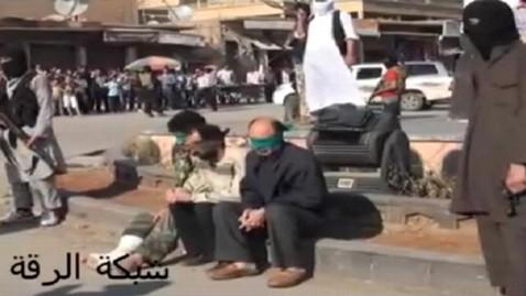 abc syria execution nt 130515 wblog Grisly Execution Videos Show Growing Brutality in Syria