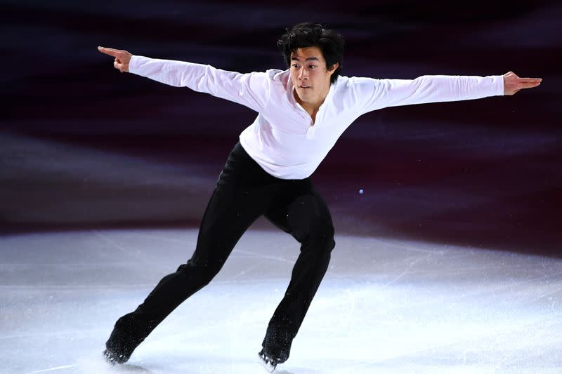 FILE PHOTO: Figure Skating: U.S. Figure Skating Championships
