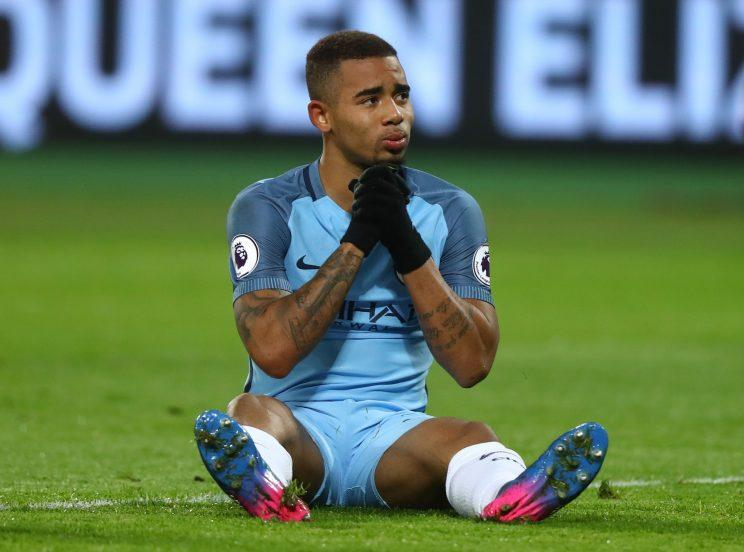'Out for months': Gabriel Jesus