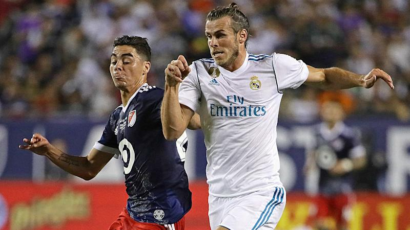 MLS All-Star Game 2017: Madrid's super subs put on Real show in penalty shootout