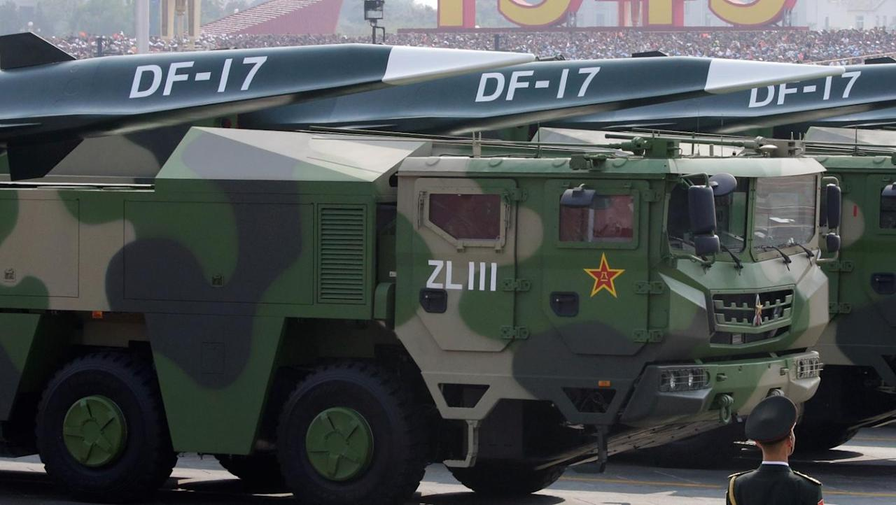 Is China's DF-17 Hypersonic Missile Really a Super-Weapon?