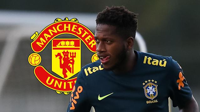 The Brazil international midfielder becomes the fourth most expensive arrival ever at Old Trafford after five years at Shakhtar Donetsk