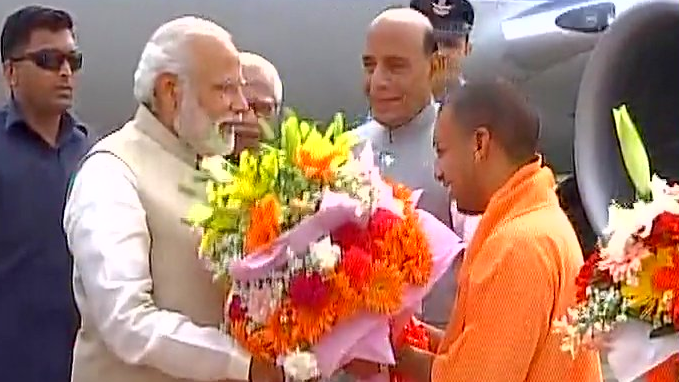 'Love Jihad' to 'Sabka Vikas': Can Modi Tame Yogi?
