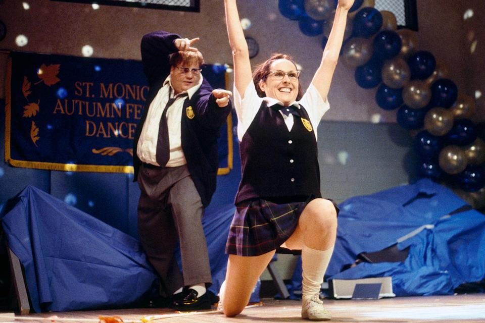 """<p>Molly Shannon as Mary Catherine Gallagher, """"Superstar""""</p>"""
