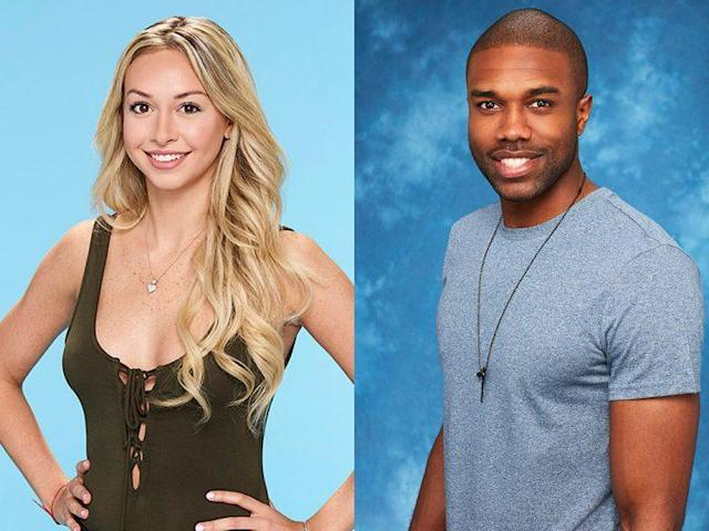 "Corinne Olympios and DeMario Jackson were set to star on ""Bachelor in Paradise."" (Photo: Craig Sjodin/ABC)"